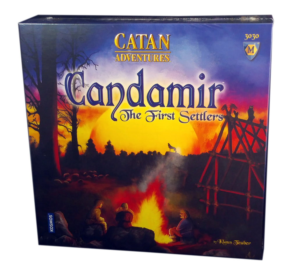 Catan Adventures: Candamir The first Settlers