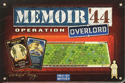 Memoir '44 Operation Overloard Expansion