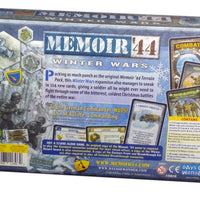 Memoir '44 Winter Wars Expansion