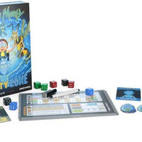 Rick & Morty, The Morty Zone Dice Game