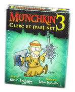 Munchkin 3 Clerc et (Pas) Net Extension (French Édition)