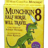 Munchkin 8, Half Horse Will Travel Expansion