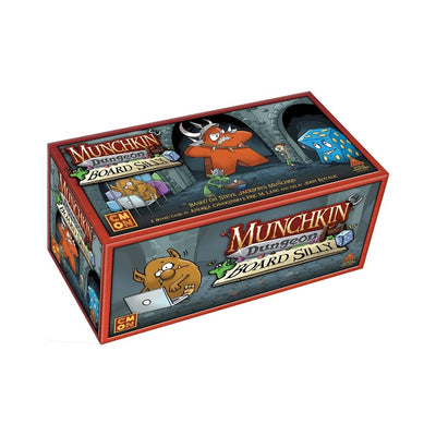 Munchkin Dungeon Board Silly Expansion