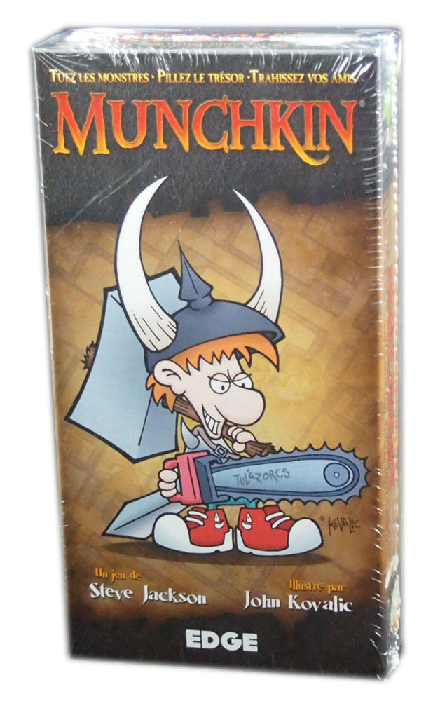 Munchkin Second Edition (French Version)