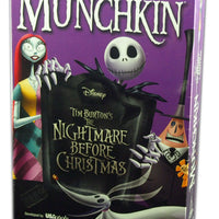 Munchkin Nightmare before Christmas