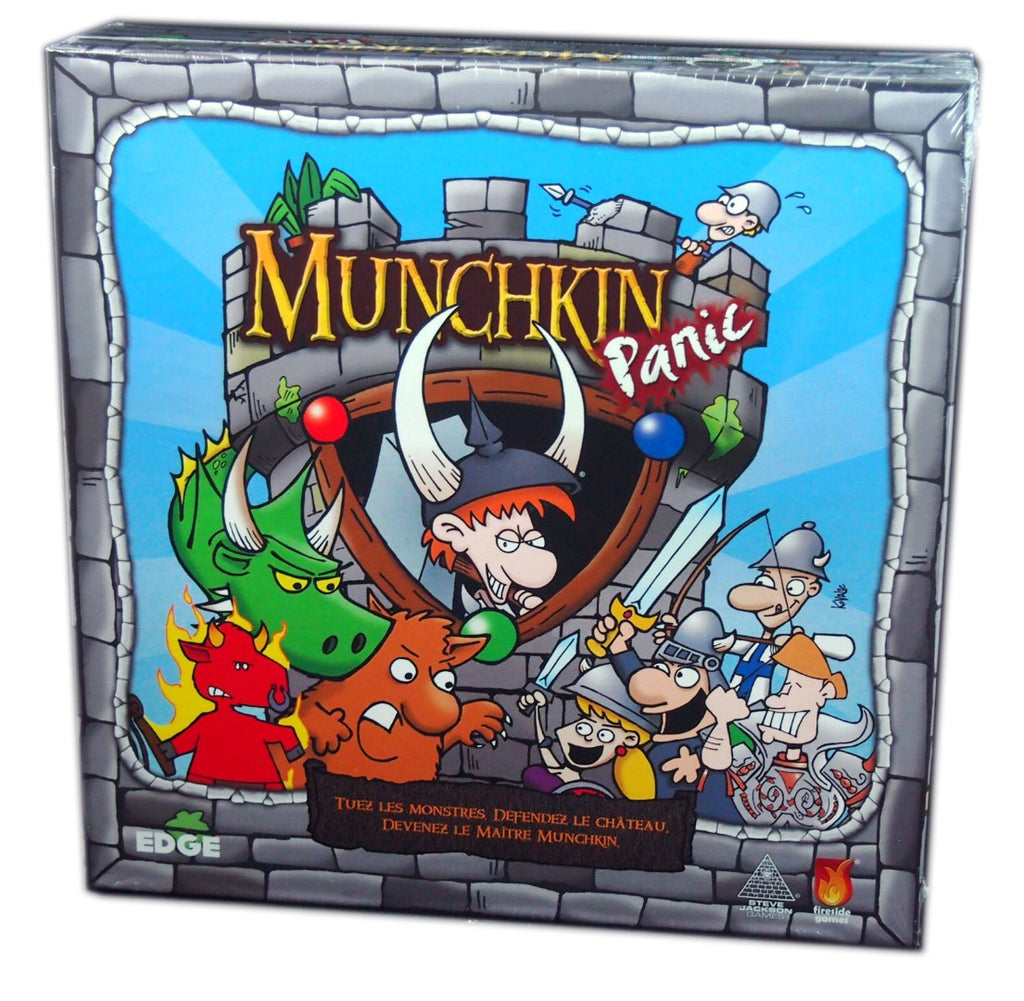 Munchkin Panic (French Version)