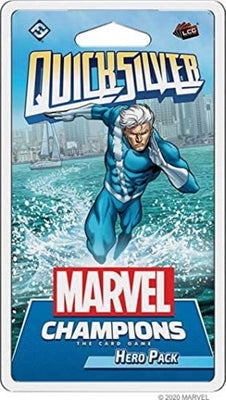 Marvel Champions LCG Quicksilver Hero Pack