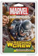 Marvel Champions LCG, The Wrecking Crew Scenario Pack