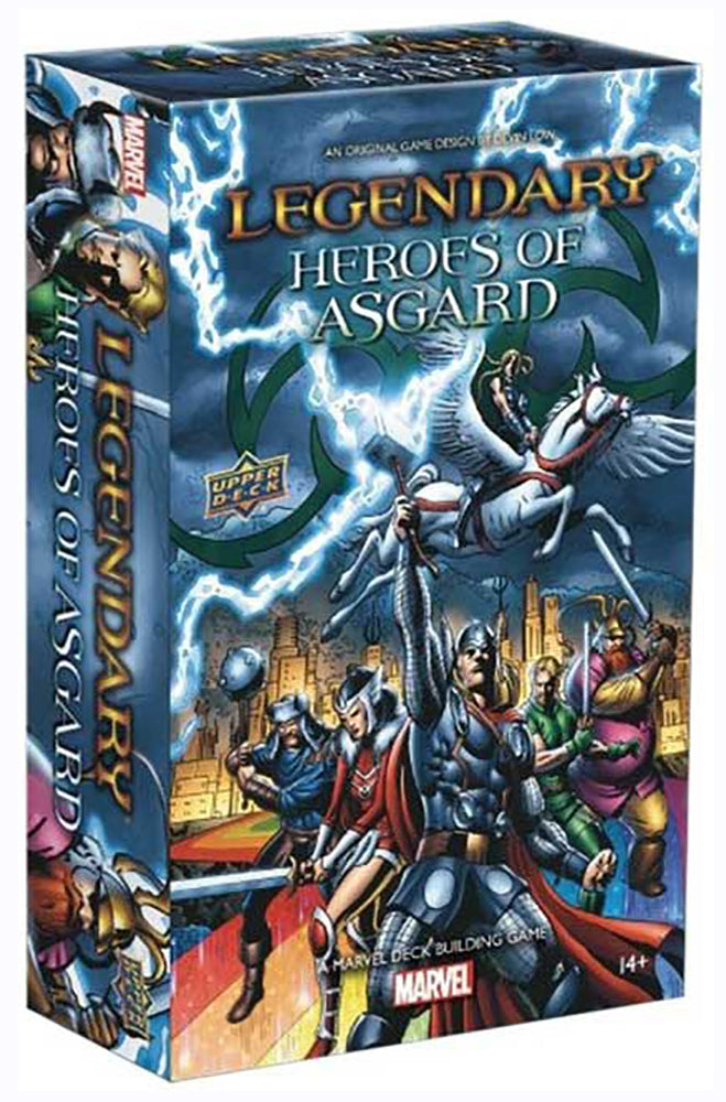 Marvel Legendary Heroes of Asgard Expansion