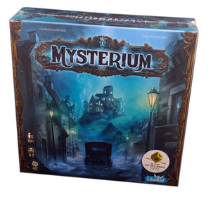 Mysterium Base Game (Multilingual)