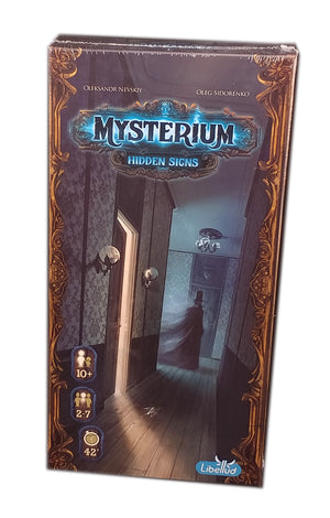 Mysterium Hidden Signs Expansion (Multilingual)