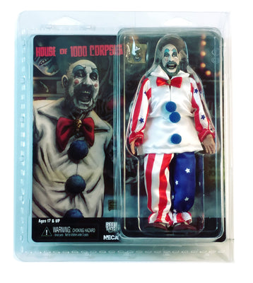 Houses of 1000 Corpses, Captain Spaulding