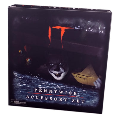 IT, Pennywise Accessory Set, Action Figure Diorama Kit