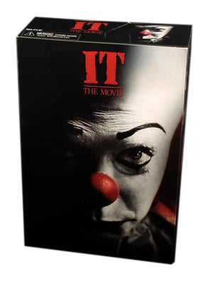 IT, Ultimate Pennywise 1990 Clothed Action Figure