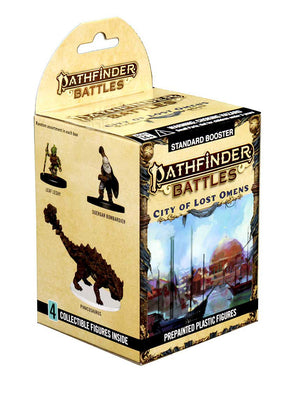 Pathfinder Battles, City of Lost Omens Booster Pack