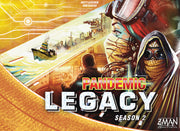 Pandemic Legacy: Season 2 Yellow Edition