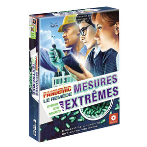 Pandemic Le Remède Mesure Extrêmes Extension (French)