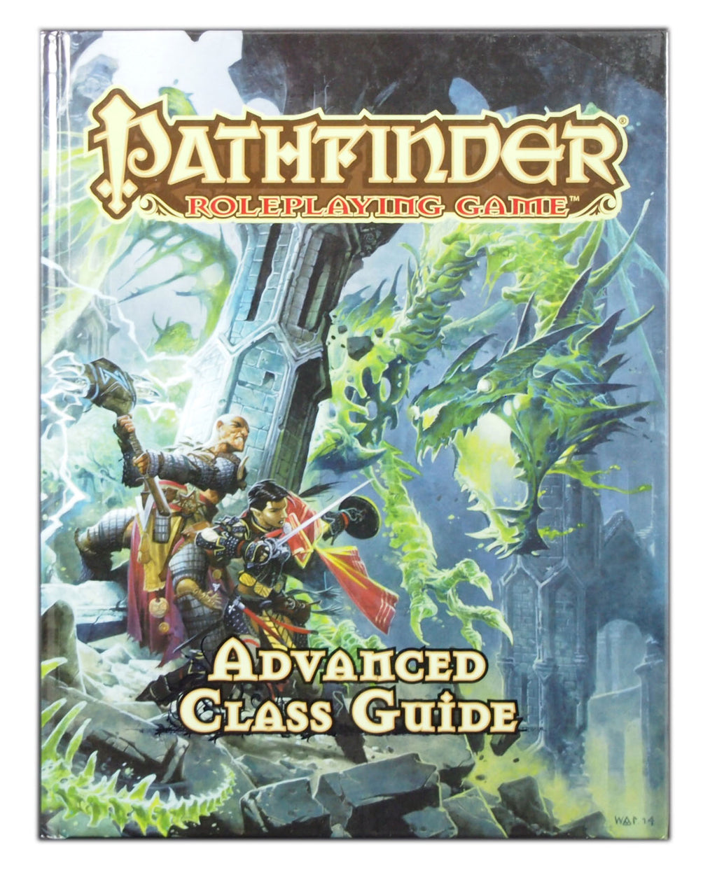 Pathfinder RPG, Advanced Class  Guide