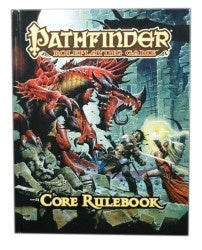 Pathfinder RPG, Core Rulebook