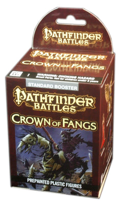 Pathfinder Battle, Crown of Fangs Booster Pack