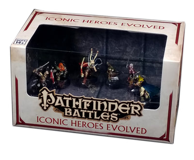 Pathfinder Battle, Iconic Heroes Evolved