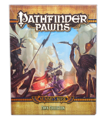 Pathfinder Pawns, Mummy's Mask