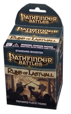Pathfinder Battles, Ruins of Lastwall Booster Pack