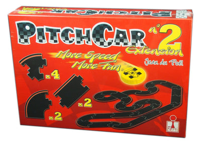 PitchCar expansion 2, More Speed Fun