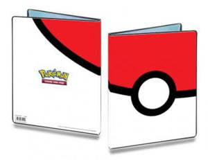 Pokemon Pokeball, 9 Pocket Portfolio