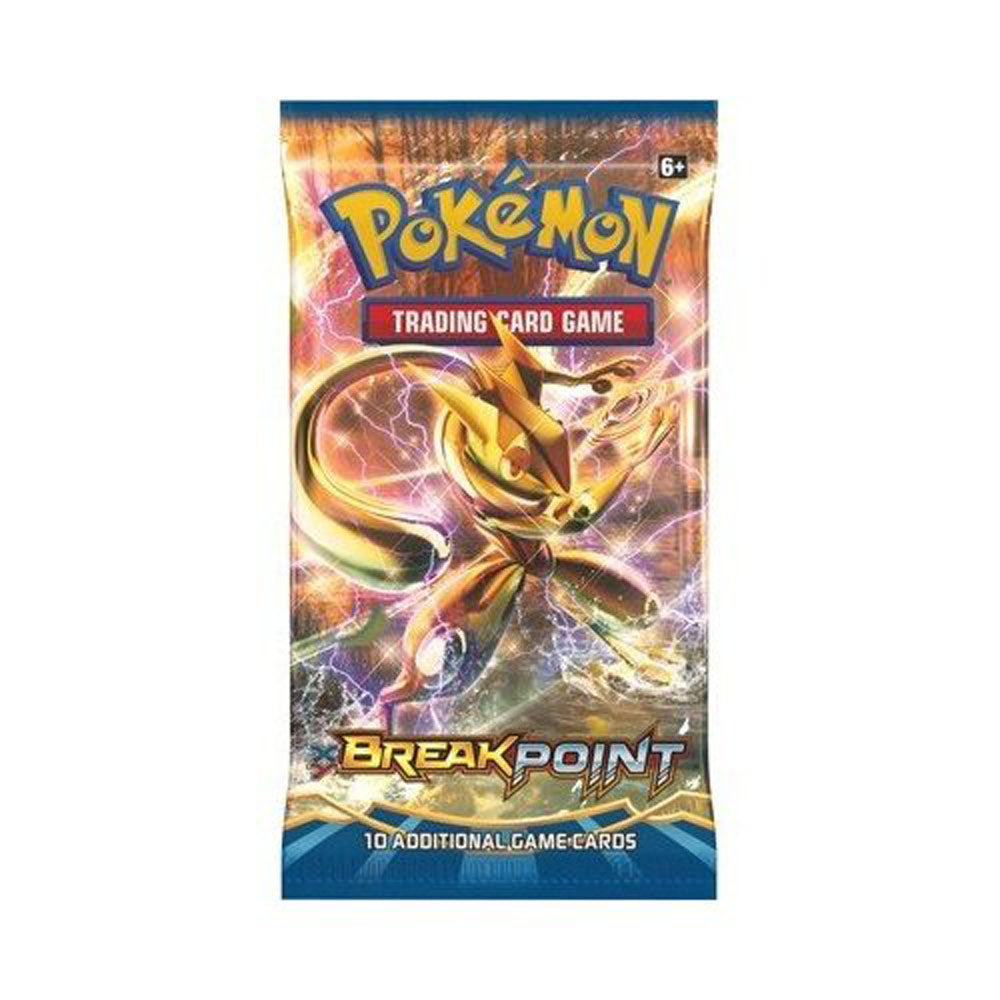 Pokemon XY8, Breakpoint Booster pack