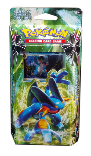 Pokemon SM7, Celestial Storm Swampert Theme Deck