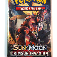 Pokemon SM4, Crimson Invasion (1) Booster pack