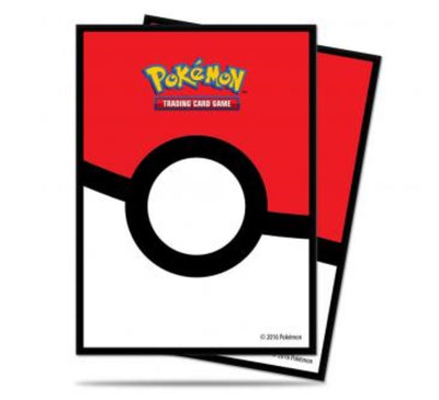 Pokemon, Pokeball Deck Protector (65)