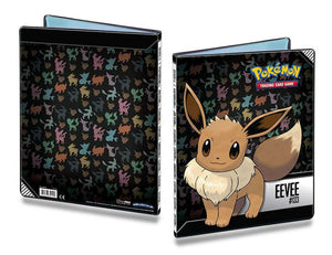 Pokemon X&Y, Eevee 9 Pocket Porfolio