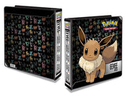 "Pokemon XY Eevee 2"" ring Binder"