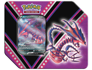 Pokemon TCG, V Powers Tin, Eternatus V