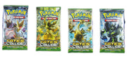Pokemon XY10 Fates Collide 4 booster pack