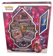 Pokémon TCG Island Guardians Gx Box