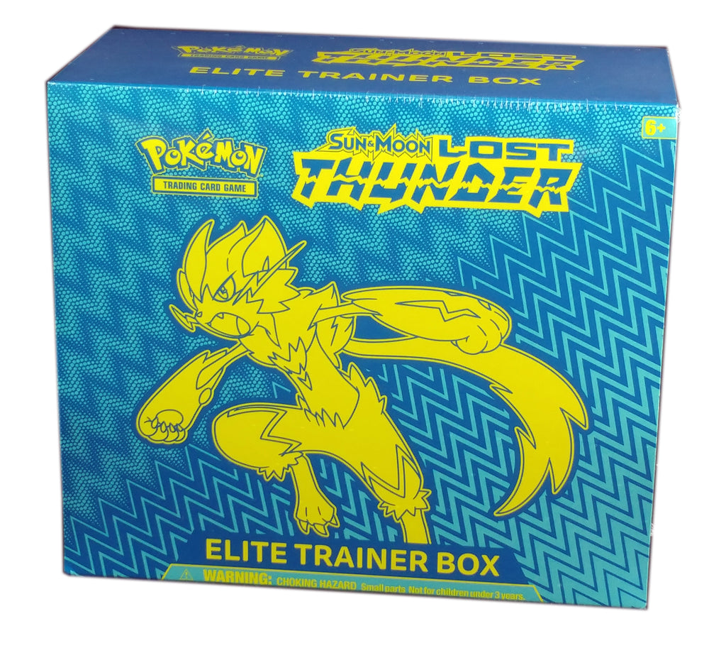 Pokemon Lost Thunder Elite Trainer Box