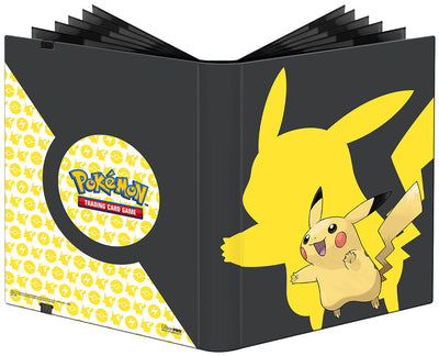 Full-View Pro-Binder Pokemon Pikachu 2019