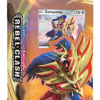 Pokemon TCG Sword & Shield Rebel Clash Zamazenta Theme Deck