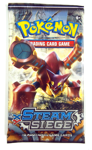 Pokemon XY11, Steam Siege Booster pack