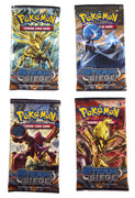Pokemon XY11, Steam Siege 4 Booster pack