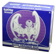 Pokemon Sun & Moon, Elite Trainer Box Lunala