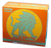 Pokemon Sun & Moon, Elite Trainer Box Solgaleo