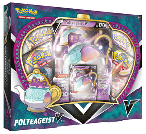 Pokemon TCG, Sword & Shield Collection Box, Polteageist V