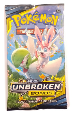 Pokemon TCG SM10, Unbroken Bonds (1) Booster pack