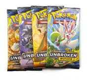 Pokemon TCG SM10, Unbroken Bonds (4) Booster pack