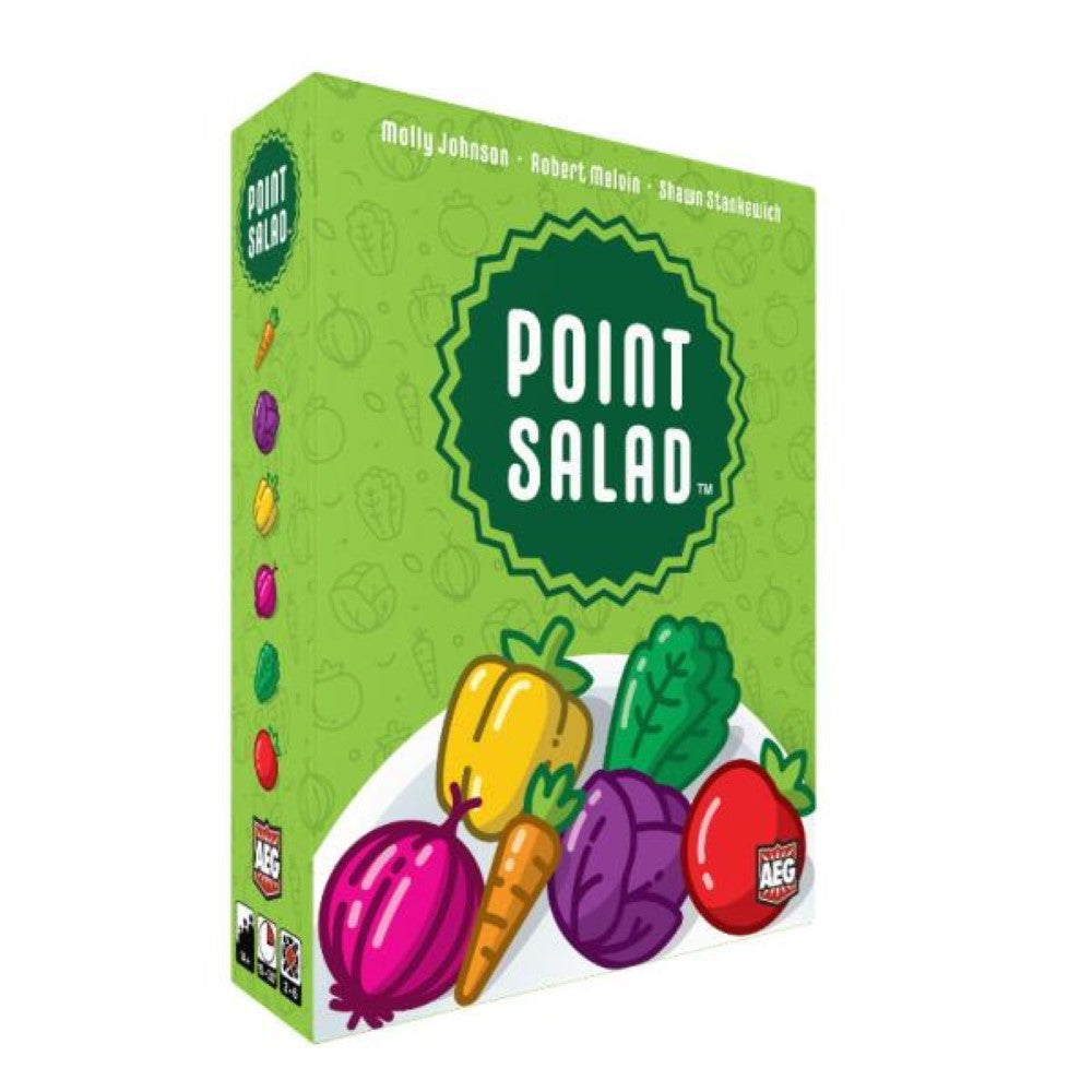 Point Salad Card Game