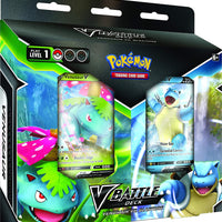 Pokemon TCG V Battle Deck Venusaur & Blastoise V Theme Deck